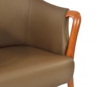 Particolare Sedia in legno