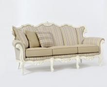 Restauro divano in tessuto